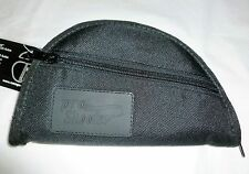 "Black Nylon Pistol Rug Case 7 x 4.5"", Fully Padded, Ykk Zippers"