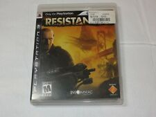 Resistance 2 Sony PlayStation 3 PS3 2008 M-Mature Shooter