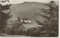 Ojai California Foothills Hotel 1926 RPPC Postcard