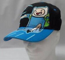 Adventure Time Finn and Jake Embroidered Baseball Cap Hat Cartoon Network Strap