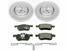 For 2002-2009 Volvo S60 Brake Pad and Rotor Kit Front Power Stop 28296GY 2003