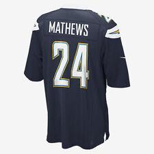 Nike NFL San Diego Chargers Ryan Mathews Game Jersey #24 NWT Sz L 468965 421