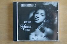 Natalie Cole  ‎– Unforgettable With Love    (C349)
