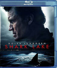 Shark Lake (Blu-ray Disc, 2015) NEW Sealed, OOP Hard to Find