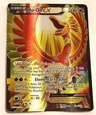 Pokemon Playing Card Ho-oh EX 121/122 NM