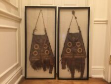 A Pair of Antique Saddlebags