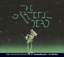 The Grateful Dead Movie Soundtrack: 5-CD Set [Box] by Grateful Dead (CD,...