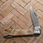 G C CO GUTMANN CUTLERY KNIFE MADE IN ITALY LOCKBACK VINTAGE FOLDING POCKET