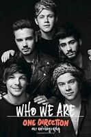 One Direction: Who We Are: Our Official Autobiography Hardcover Brand New
