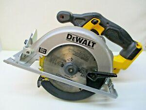 "Dewalt DCS393 20V Max 6-1/2"" Cordless Circular Saw BARE TOOL ONLY"