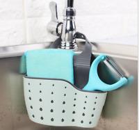kitchen supplies tools Adjustable sink drain rack hanging basket drain rack bag