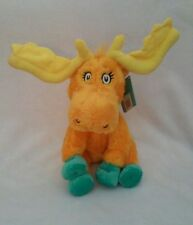 Dr. Seuss Plush THIDWICK the BIG-HEARTED MOOSE