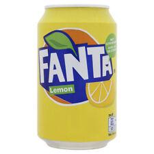 Fanta Lemon Aanbieding 72 blikken 0,33l nu slechts € 34,99