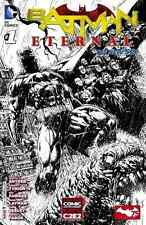 BATMAN ETERNAL 1 C2E2 CHICHAGO COMIC EXPO SKETCH B&W 2014 VARIANT SOLD OUT