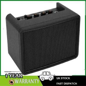 Portable Battery Powered Electric Guitar Amp - Buskers Amplifier