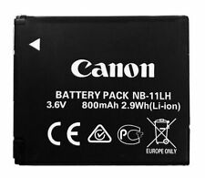 NEW OEM Canon Battery NB-11LH for Canon PowerShot 110 HS A2300 A2500 800mAh