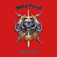 Motörhead - Stage Fright - New DVD + CD Album - Released 28/06/2019