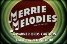 16mm Film Cartoon - DAFFY DUCK - Birth Of A Notion 1947 *SEE VIDEO*