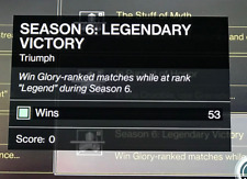 Destiny 2: 5500 Legend Triumph 50 Wins