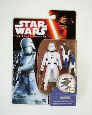 "Hasbro Star Wars The Force Awakens 3.75"" Figure Snow First Order Stormtrooper"