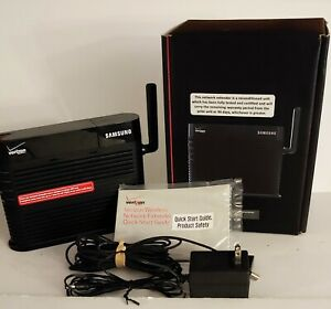 Samsung Verizon Wireless Network Extender SCS-2U01WAR Cell Phone Signal Booster
