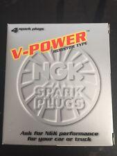 NGK V-Power Spark Plug UR5 Stock # 2771 Package of 4 Plugs