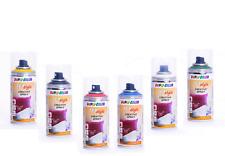 Dupli-Color Textilspray Textilfarbe Stoff Farbe verschiedene Farben 150ml