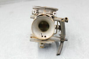 1989-2000 Suzuki Gs500 e Carburetor Body Number 1 Left Side Miuni OEM
