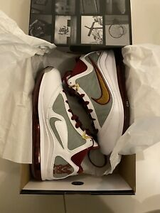 Nike Lebron 7 QS MVP UK7.5 US8.5 Used With Box EXCELLENT CONDITION