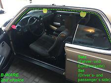 B-WARE - Mercedes W123 C123 123 Coupé CE CD Dichtung Rahmen Fenster Seal Rubber
