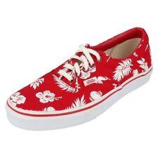 Canvas Floral Shoes for Men