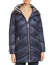 2018 Burberry Eastwick Down Puffer Coat Jacket size S $995 NEW