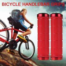 Double Lock on Grip BMX MTB Mountain Bike Bicycles Cycling Handle Bar Handlebar