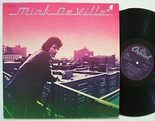 Mink de ville return to Magenta ORIG capitol LP 1978
