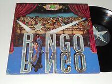 RINGO STARR VG++ W/booklet insert Marc Bolan John Lennon Billy Preston Beatles