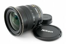 Nikon AF-S NIKKOR 12-24mm F/4 G ED DX  Zoom Lens Excellent+++ From Japan Tested