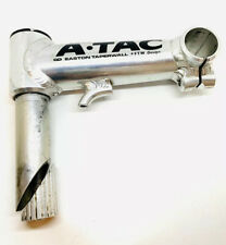 Answer Atac Mountain Bike Stem 135mm 0 Degree 25.4 Alloy Vintage 1-1/8 Quill