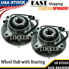 TIMKEN 2 Front Wheel Hub Bearing Left and Right fits Ford F150 w/ ABS 4WD 4x4