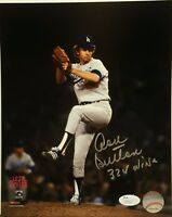 Don Sutton Signed Dodgers 8x10 Photo Inscribed  JSA COA