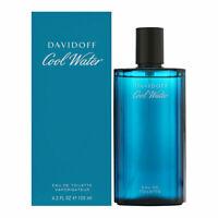 *NEW* Cool Water by Davidoff Cologne for Men 4.2 oz Eau de Toilette Spray NIB