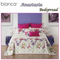 Anastacia Bedspread Set by Bianca - SINGLE King Single DOUBLE QUEEN KING