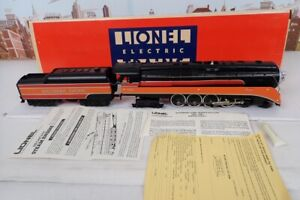 Lionel O Gauge 4449 Southern Pacific Daylight Steam Engine In The Box No.6-8307