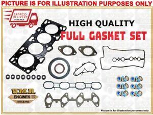 FULL GASKET SET - Toyota Celica ST184 / ST204 2.2 L dohc 16v Engine: 5S-FE 5SFE