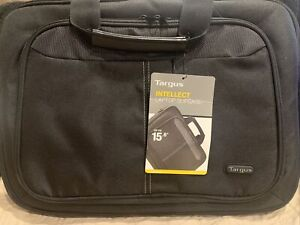 """Targus® Intellect Carrying Case With 15.6"""" Laptop Pocket Black -TBT240US"""
