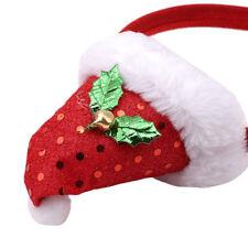 Adult Kids Christmas Xmas Novelty Headband Hat Costume Hair Reindeer Santa LH