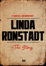 LINDA RONSTADT New Sealed 2017 HISTORY, BIOGRAPHY & PERFORMANCES DVD
