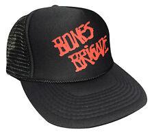 Powell-Peralta Bones Brigade Trucker Hat Black Skateboard