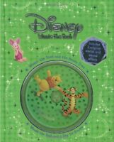 "Disney ""Winnie the Pooh"" Storybook: Honey Tree/A Day for Eeyore (Book & CD),"