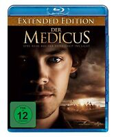 EMMA RIGBY/TOM PAYNE - DER MEDICUS EXTENDED VERSION 2 BLU-RAY NEU