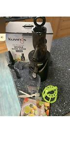 Kurvings EVO820 Whole Slow Juicer - Black